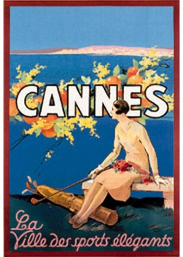 Cannes, sports élégants