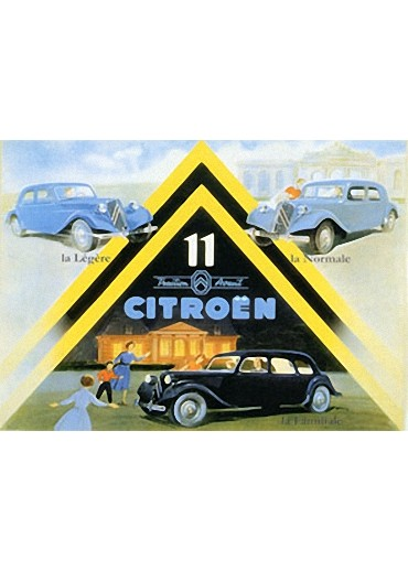 Traction Citroën
