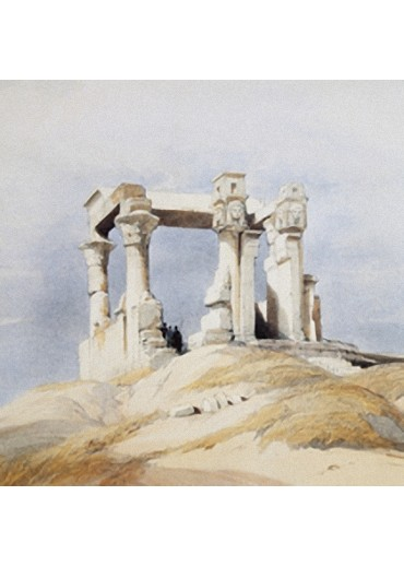 Architecture : Egypte Antique - Temple du Wady Kardassy