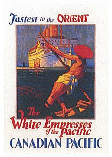 Canadian Pacific - The White Empresses
