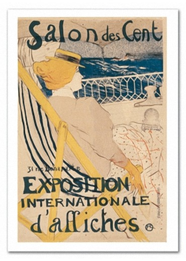 Affiche Salon des Cent